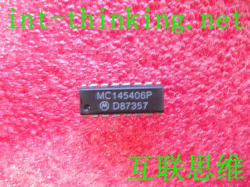 EIA 232-E and MOTOROLA MC145406DW SMD16 Driver//Receiver