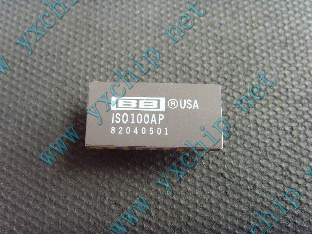 BB ISO100AP CDIP-18 Optically-Coupled Linear ISOLATION
