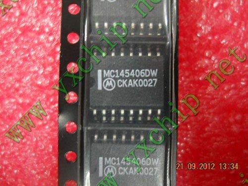 MOTOROLA MC145406DW SMD16 Driver//Receiver EIA 232-E and