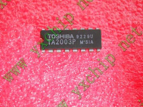 TA2003P Am/fm radio IC.