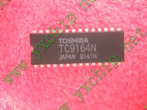 TOSHIBA TC9164N DIP-28,HIGH VOLTAGE ANALOG FUNCTION SWITCH