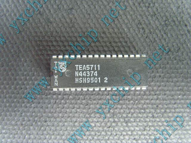 Aexit TEA5711T SMD Fixed Resistors Type PCB Board Integrated Circuit IC LCD Power Resistor Chip Arrays Chip 3Pcs