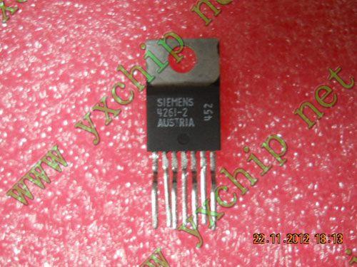 SIEMENS TLE4261 5V Low-Drop Voltage Regulator